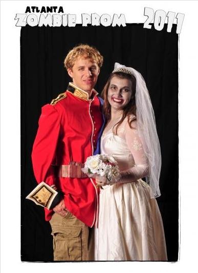 zombie prom one
